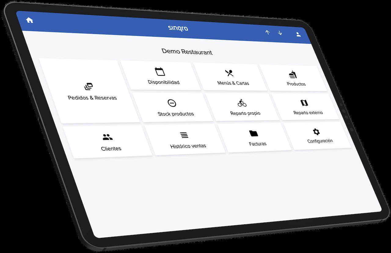 Sinqro App